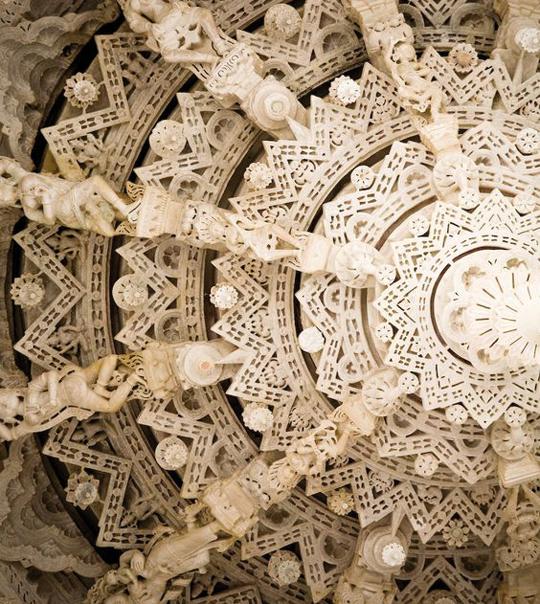 ©Fabian F., Tempio Jain a Ranakpur